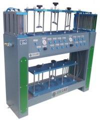 WATER IMPERMEABILITY TESTER 6 UNIT